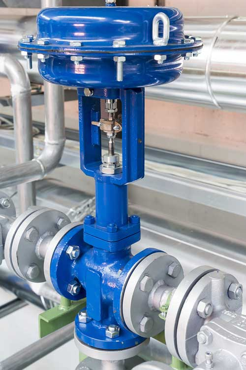 Sizing a Control Valve